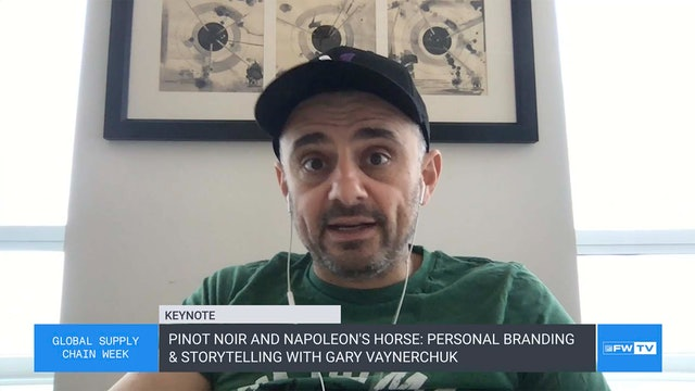 Personal branding & storytelling with Gary Vaynerchuk