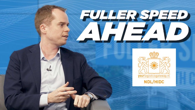 HIDC Senior Manager, Supply Chain Solutions Stan De Caluwe - Fuller Speed Ahead
