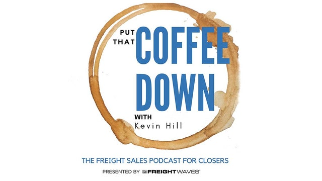Selling the value of technology - Put That Coffee Down