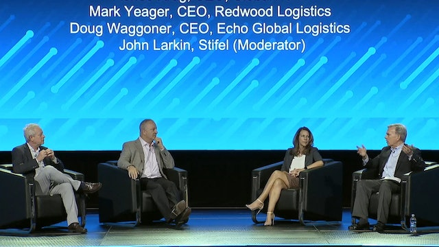 Transparency19: CEO M&A Panel
