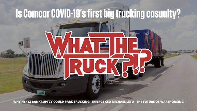 Is Comcar COVID-19's first big trucki...