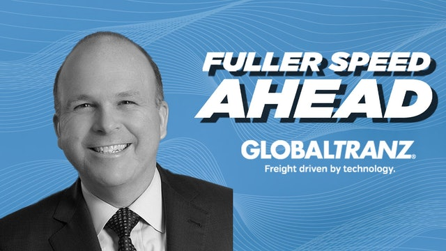 Bob Farrell, Chairman and CEO of GlobalTranz - Fuller Speed Ahead