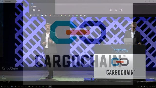 Transparency18 - Demo: CargoChain