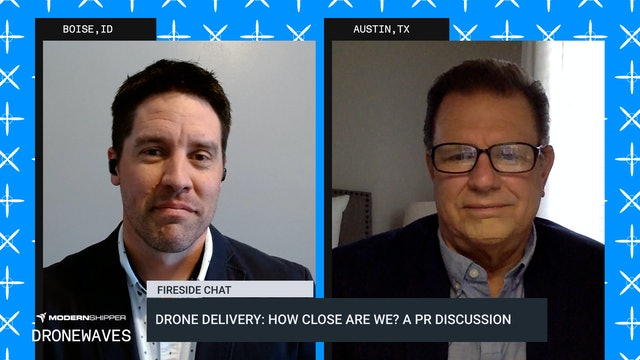Drone Delivery: How close are we? A PR Discussion