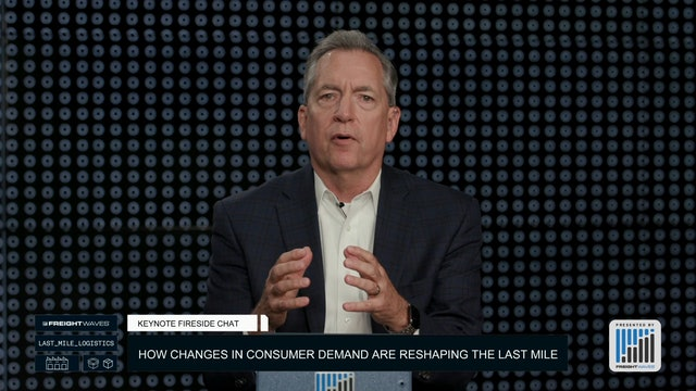 How changes in consumer demand are reshaping the last mile - Keynote