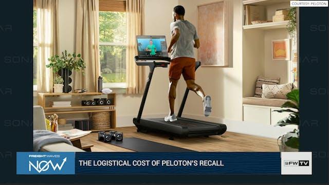 The Logistical Cost of Peloton's Reca...