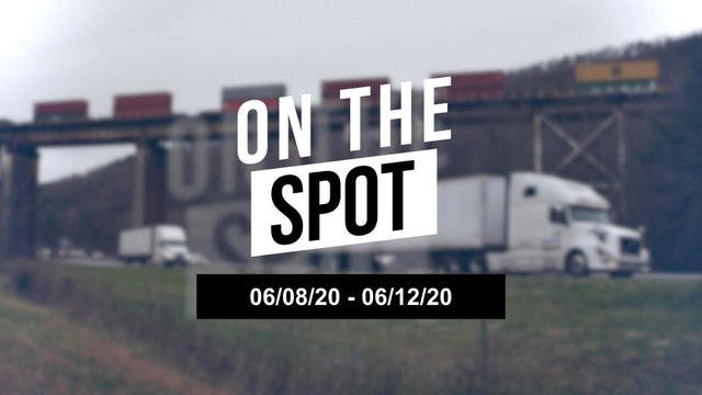 Container rates are high in Los Angeles - On the Spot 06/12/20