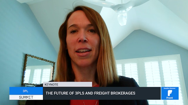The Future of 3PLs and Freight Brokerages
