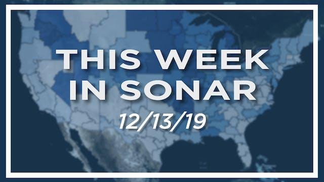 This Week in SONAR: December 13, 2019