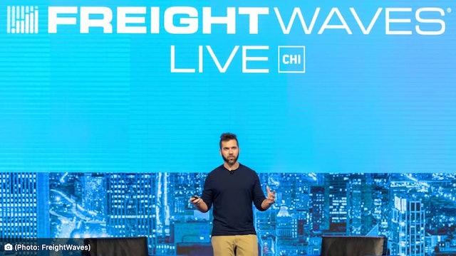FreightWaves LIVE Chicago: Ryan Rusnak - Airspace Technologies