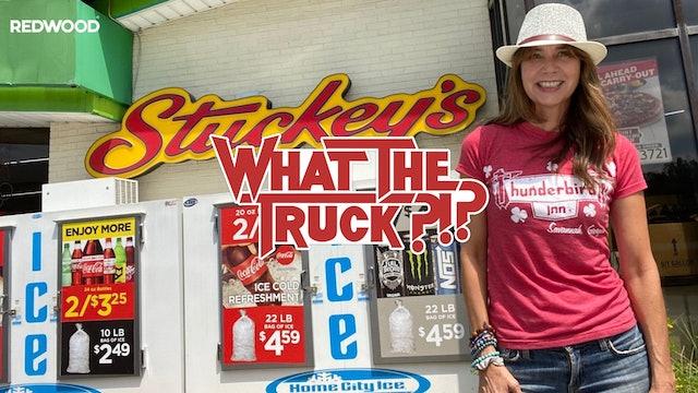 The great American road trip w/ Stuckey's Stephanie Stuckey  - WHAT THE TRUCK?!?