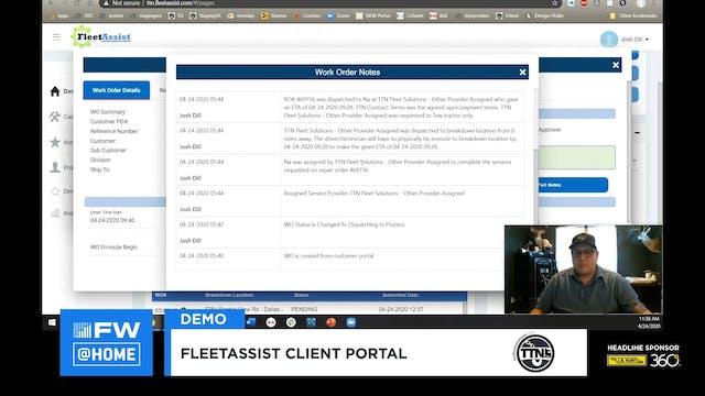 TTN Fleet Solutions @ Home Demo