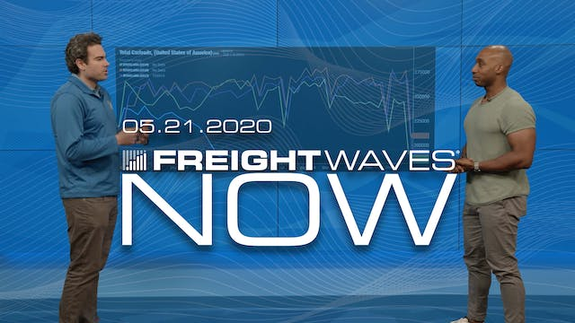 Freight volumes jump in front of Memo...