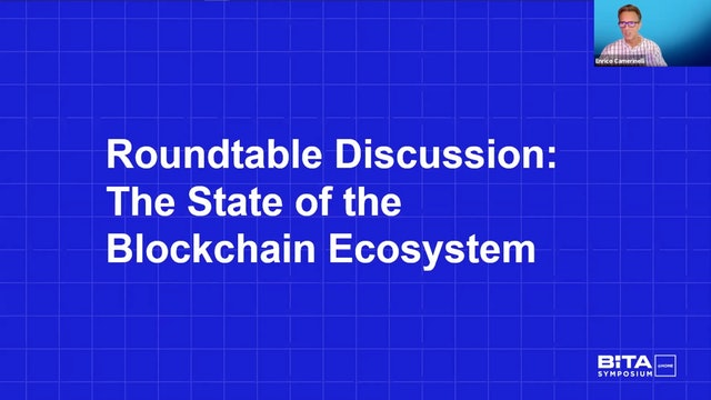 Roundtable on the state of the ecosystem - BiTA Symposium @HOME