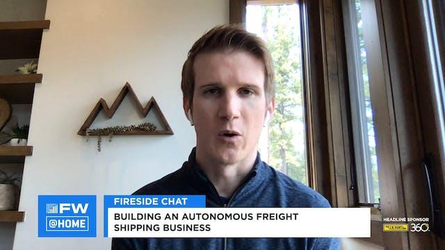 Building an Autonomous Freight Shippi...