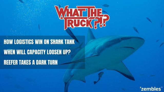 How logistics win on Shark Tank - WHA...