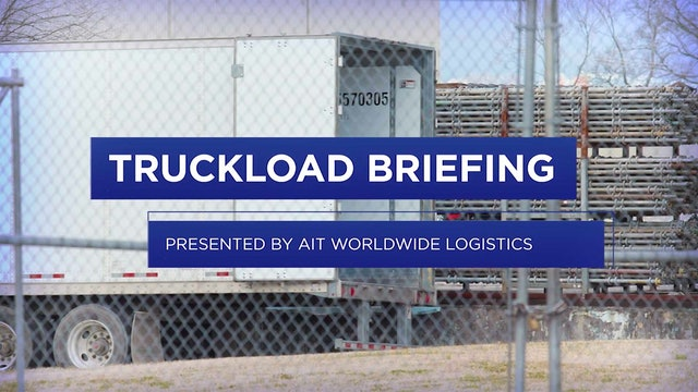 Second-quarter truckload volumes resemble peak Fourth of July demand