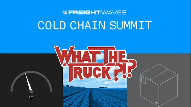 The spoils of cold chain - WHAT THE T...