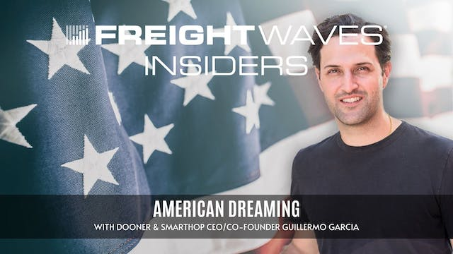 American dreaming with SmartHop Guill...