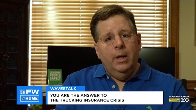 You are the answer to the trucking insurance crisis