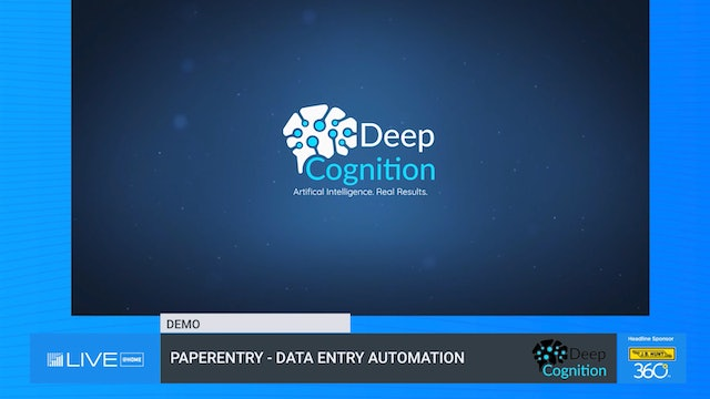PaperEntry - Data Entry Automation - Demo