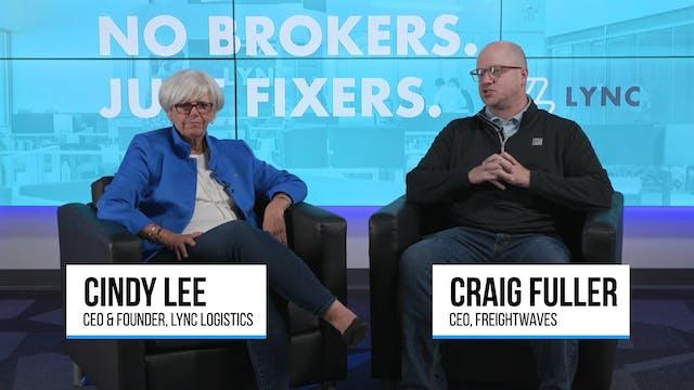 LYNC Logistics: No brokers. Just fixe...