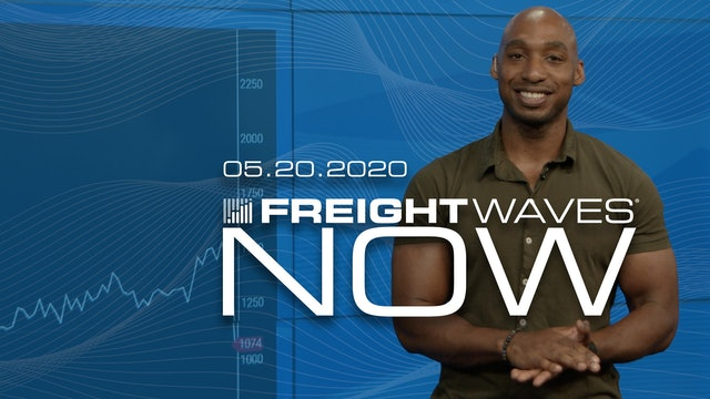 As volumes hold; tender rejections begin to rise - FreightWaves NOW