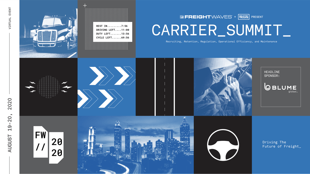 Live Events: Carrier Summit
