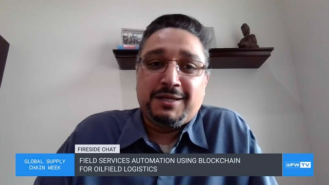 Field services automation using Block...