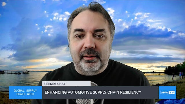 Enhancing automotive supply chain res...