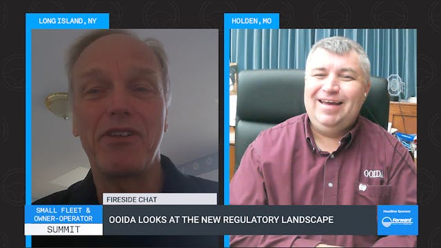OOIDA looks at the new regulatory lan...