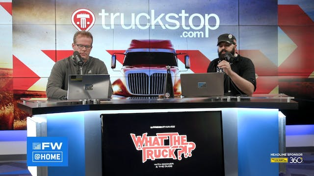 What the Truck?!? - Day 1 FW Live @HOME