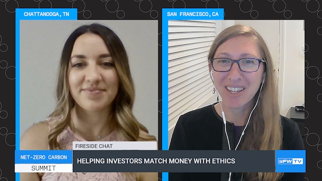 Helping investors match money and ethics