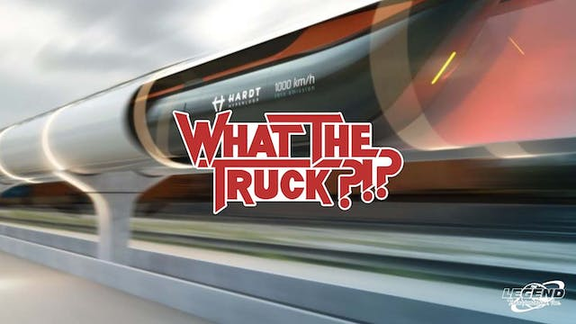 Freight delivered at 700mph - WHAT TH...