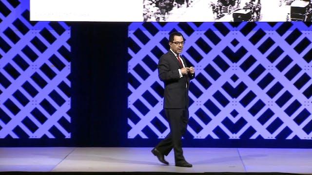 Transparency18 - Keynote: Tony Seba