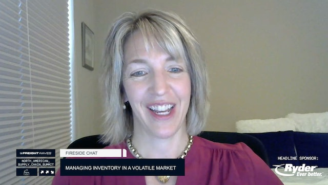 Fireside Chat: Managing Inventory in a Volatile Market