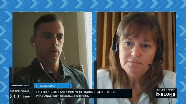 FiresideChat: Exploring the Environment of Trucking and Logistics Insurance