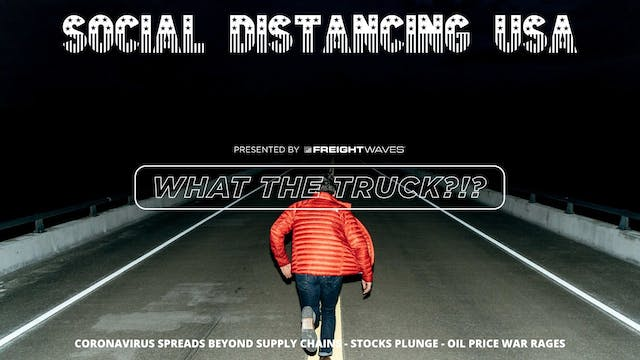 Social Distancing USA - WHAT THE TRUC...
