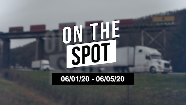 Surprising unemployment data, consumer spending shifts - On the Spot 06/05/20
