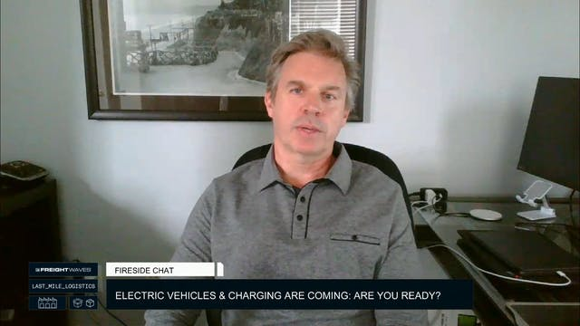 Electric vehicles & charging are comi...