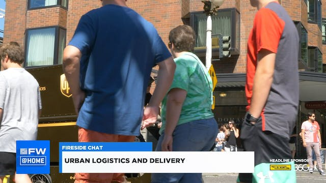 FW @ Home - Urban Logistics and Delivery