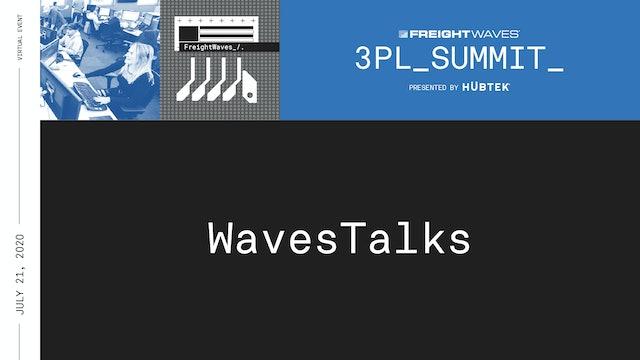 WavesTalks - FreightWaves Live 3PL