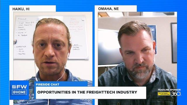 Opportunities in The FreightTech Indu...