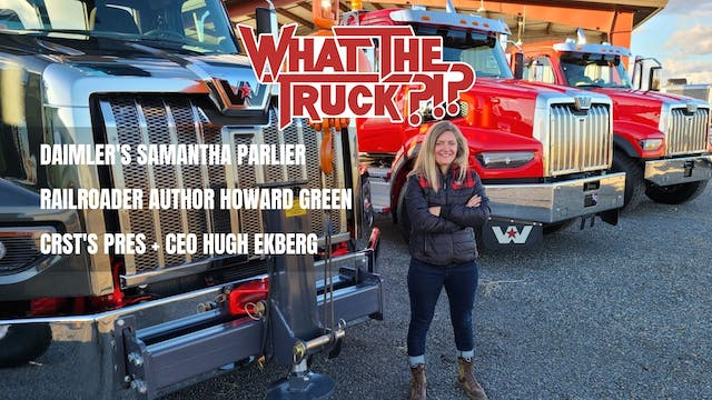 Where the big trucks play - WHAT THE ...