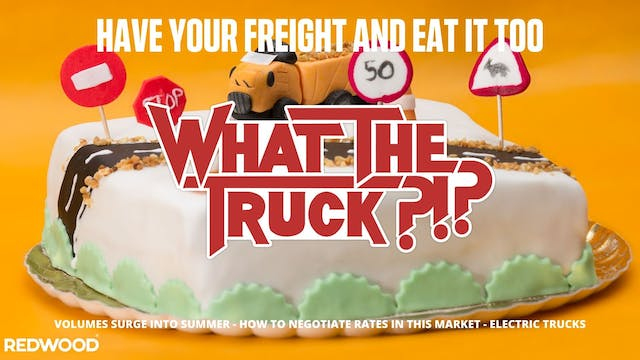 Have your freight and eat it too - WH...