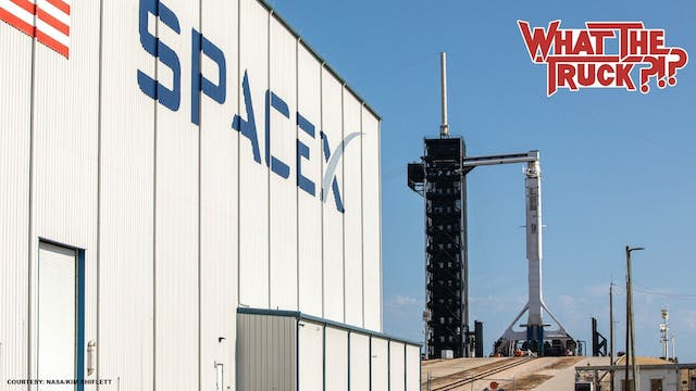 Deep space truckin' with NASA SpaceX ...