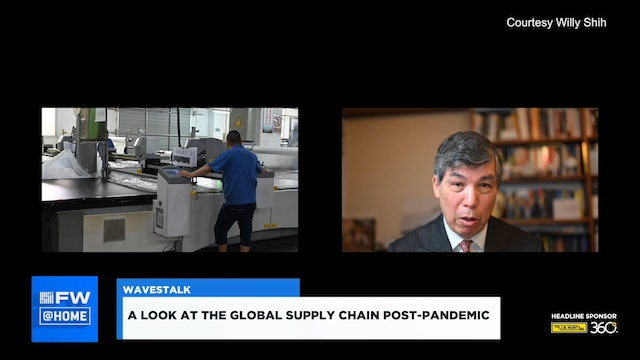 A Look At The Global Supply Chain Post-Pandemic