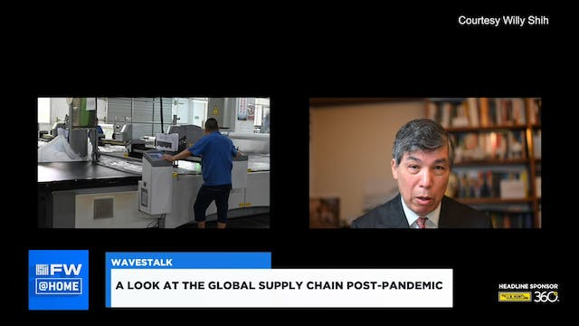 A Look At The Global Supply Chain Pos...