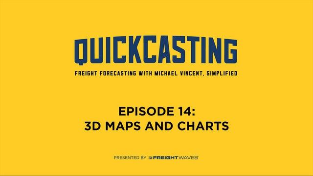 3D Maps and Charts - QuickCasting