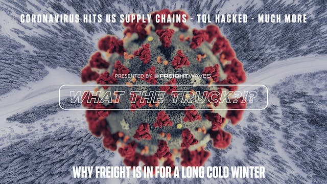 Why freight is in for a long cold win...